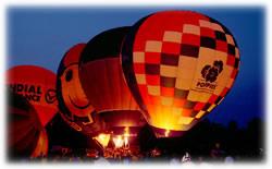 Balloon Line-Up - Balloon Glow