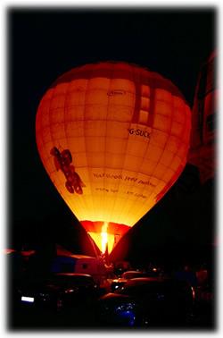 Single Balloon - Balloon Glow.