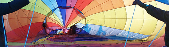 Hot Air Balloon Flights over the UK - Book a Hot Air Balloon Ride